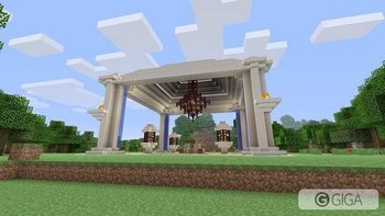 #PS4share @4JStudios #MinecraftPS4 Hunger Games map in progress! http://t.co/8y0flMf3Gq