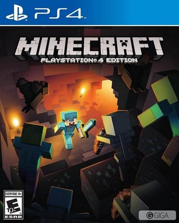 #MinecraftPS4 gameplay will be up later today! http://t.co/BhJ0VqvFb0