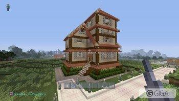 My World #MR&#8211&#x3B;MINECRAFT #MinecraftPS4 #PS4share http://t.co/8HKWNZMXjb