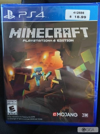 What am I about to get myself into? Down the rabbit hole, I go! #MinecraftPS4 http://t.co/novoG46kel