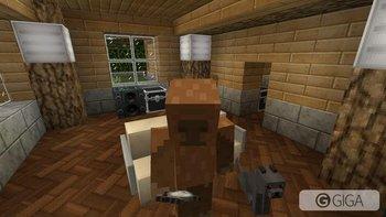 Ich mag die Katzen in #Minecraft <3 #PS4share #MinecraftPS4 #Cat http://t.co/JsNoB28J9v