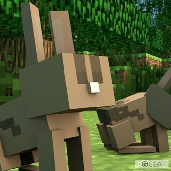 Hopefully Bunnies Come To #minecraftps3/#minecraftps4 #minecraftxbox/minecraftxb1 Soon!#Minecraft… http://t.co/ayubJHY0Az