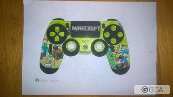 @Follow_The_GMein Minecraft Controller