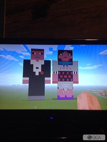 @4JStudios This is my take at Tuxedo Steve & Native American Women skins in #Minecraftps4 http://t.co/epdiFyFNvE
