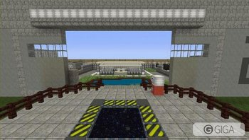 Screw 15 RTs, here it is :) #MinecraftPS4 #HungerGames http://t.co/zYWjo9fvgm