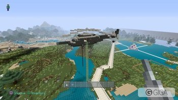 My World #MinecraftPS4 #MR&#8211&#x3B;MINECRAFT #PS4share http://t.co/h73ZGPZb88