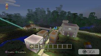 #MinecraftPS4 I love that jungle:3 #PS4share http://t.co/qKXTz5lByM