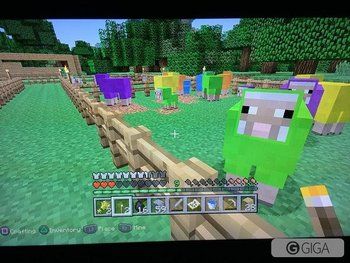 Best Sheep Farm Eva #MinecraftPS4 http://t.co/w6R6V70Jq4