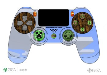 @Follow_The_G #MinecraftPS4 Mein Design :D http://t.co/Egu8L6mvC3