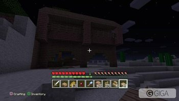 Current #MinecraftPS4 railway project http://t.co/lDPXUG024I
