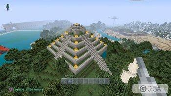 My World#MR&#8211&#x3B;MINECRAFT #MinecraftPS4  #PS4share http://t.co/9azHewZ47z