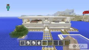 #Minecraftps4 made this as i went along, pretty cool http://t.co/3csVgXMDod