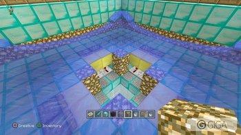#PS4share #MinecraftPS4 #MR&#8211&#x3B;MINECRAFT Iron Gollum farm. http://t.co/ZDgc2lDUXW