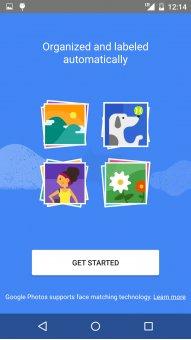 google fotos der bilderdienst im detail giga android app. Black Bedroom Furniture Sets. Home Design Ideas