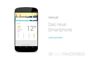 Nexus 5 Konzept by GIGA