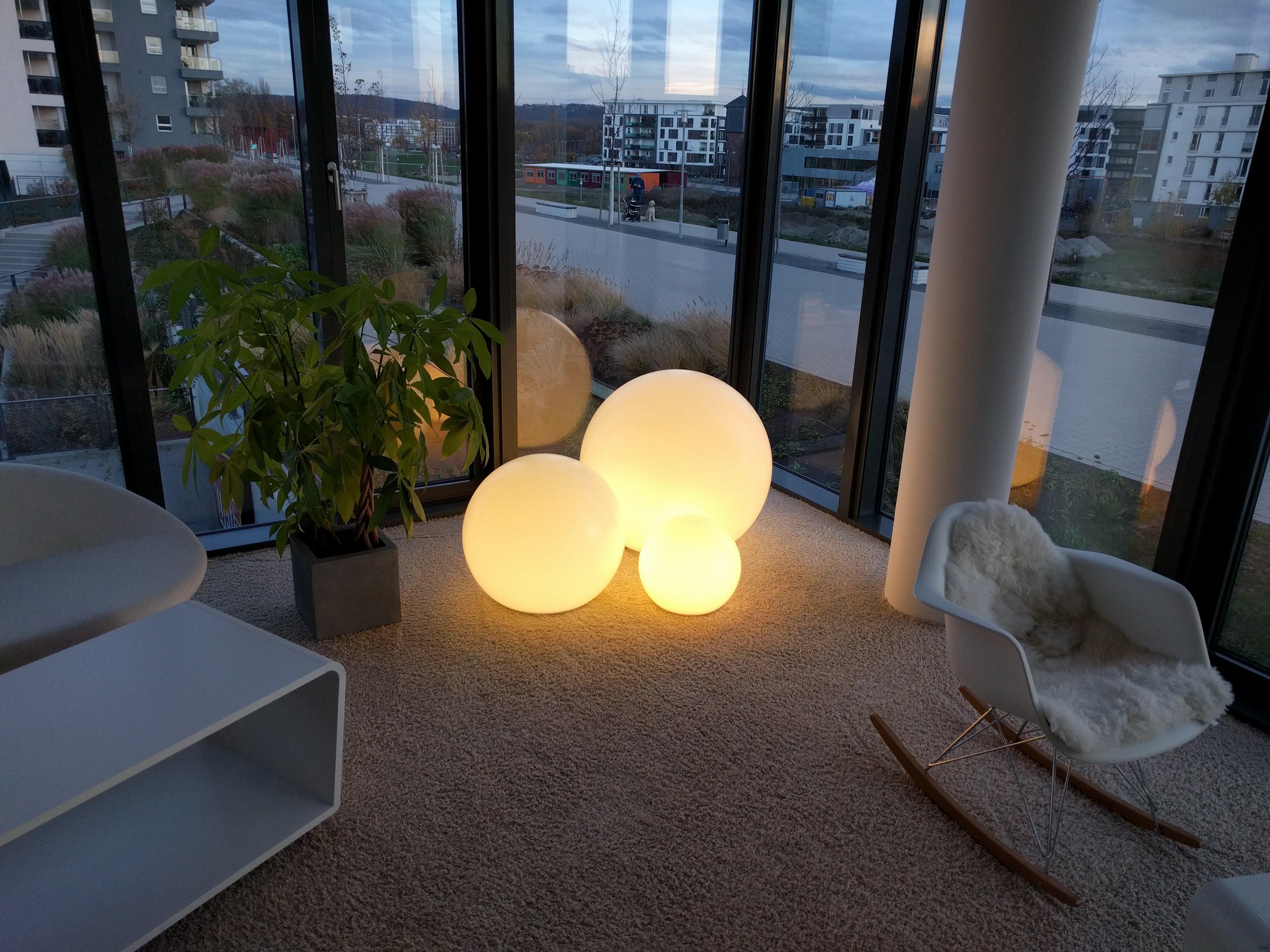 Button loop lamp by designhoming u kickstarter