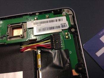 Nexus 7 Akku wechseln