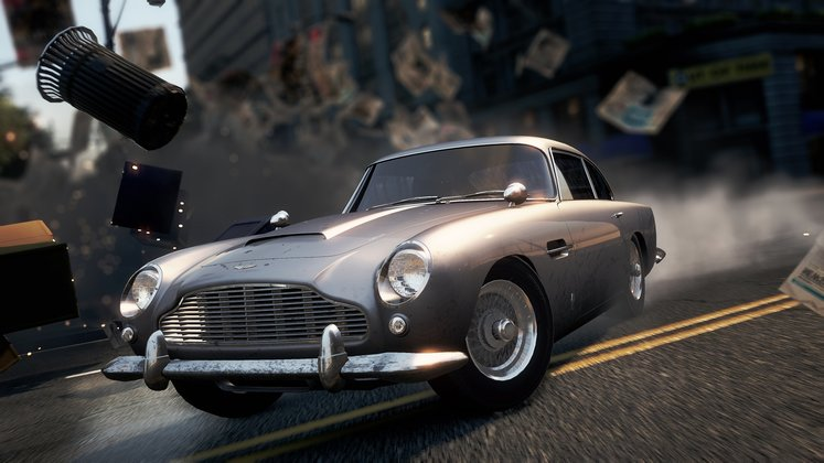 Movie Legends: Aston DB5