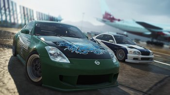 NFS Heroes: Nissan & BMW