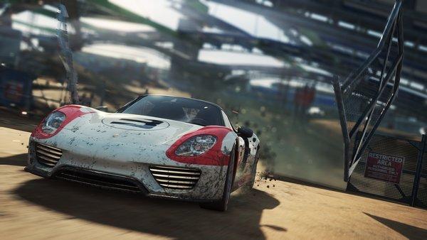 Terminal Velocity: Porsche 918