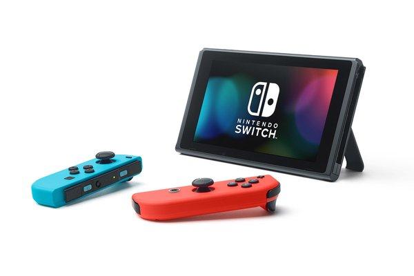 Nintendo Switch: In diesen Farben erscheint sie – GIGA