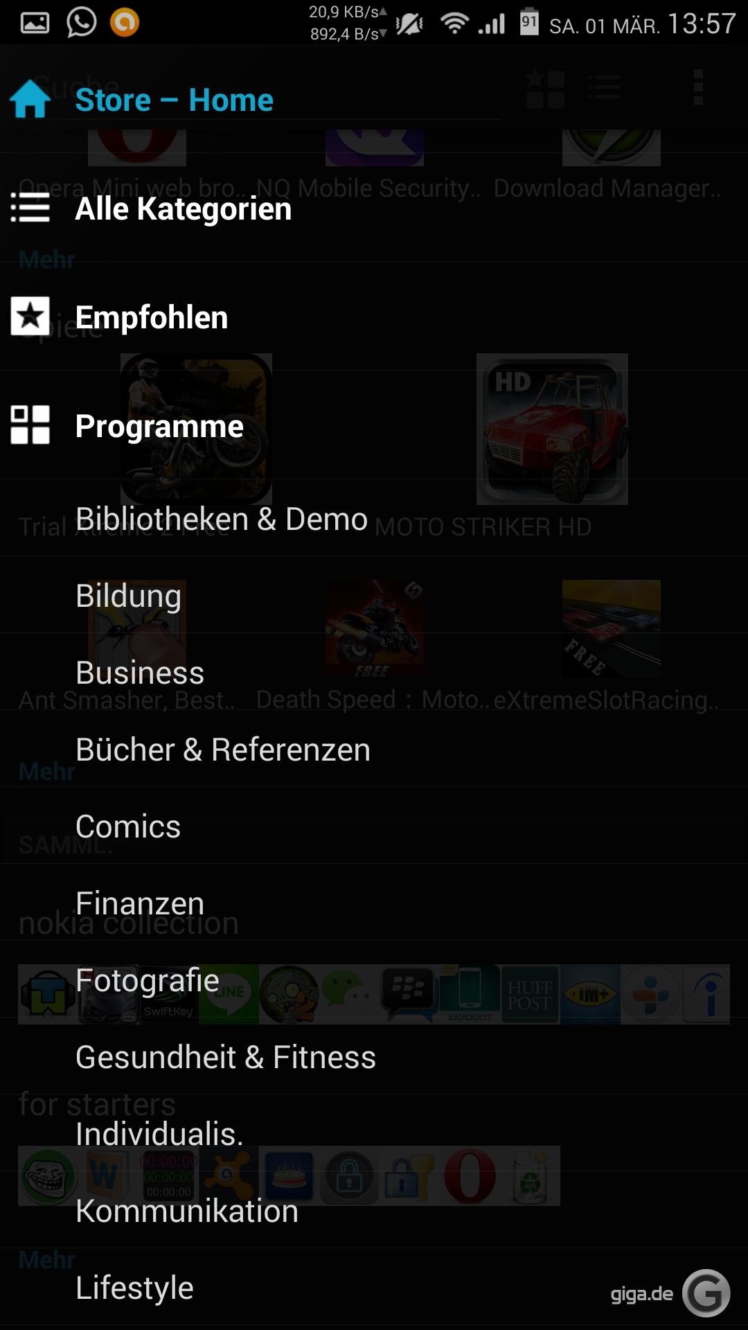 Nokia x nokia app store auf anderen geräten installieren download