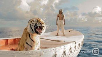 Oscar 2014 - Filmszenen wie sie ohne visuelle Effekte aussehen