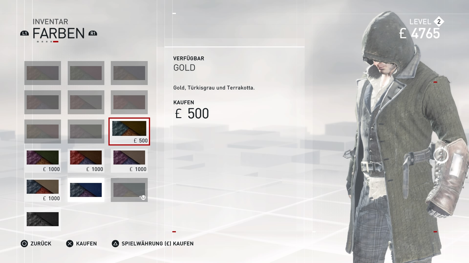 Assassin S Creed Syndicate Outfits Und Farben Freischalten So Bekommt Ihr Alle Kostüme Von Jacob Und Evie