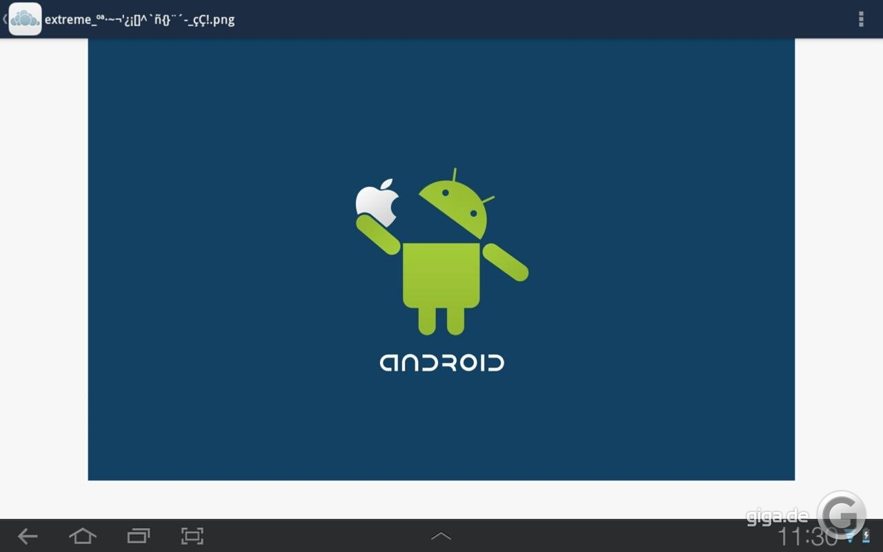 Owncloud android edit