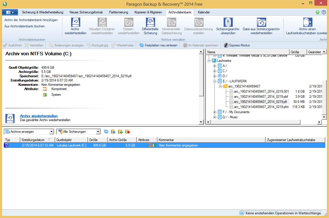 Paragon Drive Backup 6 Download - ologyfile