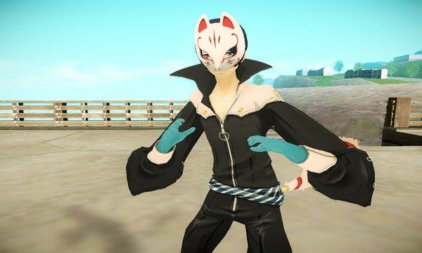 Fox (Yusuke als Phantomdieb)