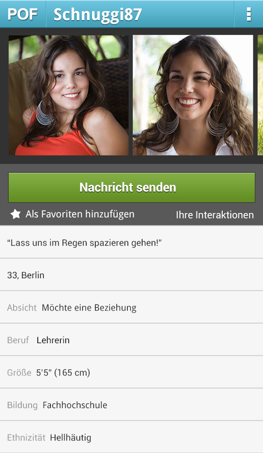 plenty of fish dating app for android