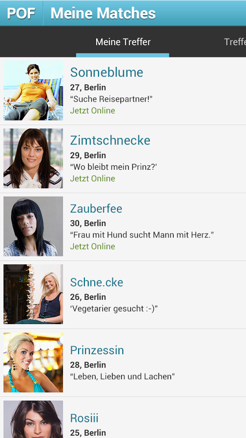 Beispiele für pof-dating-sites