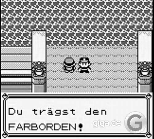 Pokemon Rot Karte.Pokémon Rote Blaue Edition