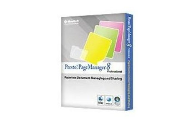 download-presto-pagemanager-professional-screenshot