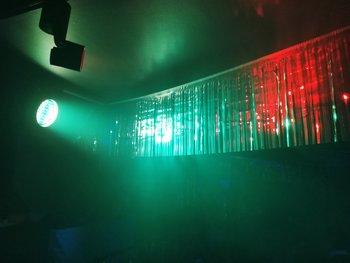 Dunkelheit, diffuses Licht und Nebel: Hier glänzt das Razer Phone nicht gerade