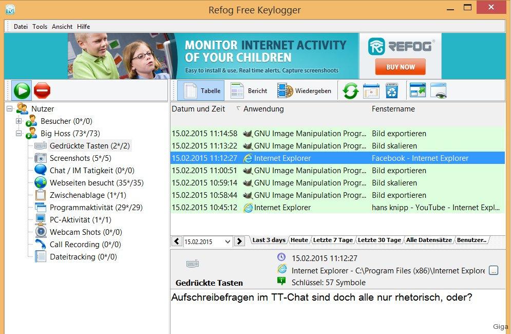Zeit und Datum App Download