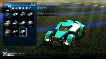 Rocket League Autos Freischalten