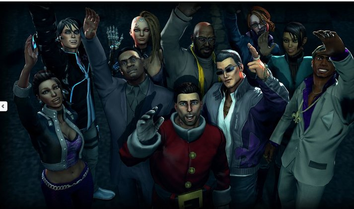 Saints Row 4 DLC
