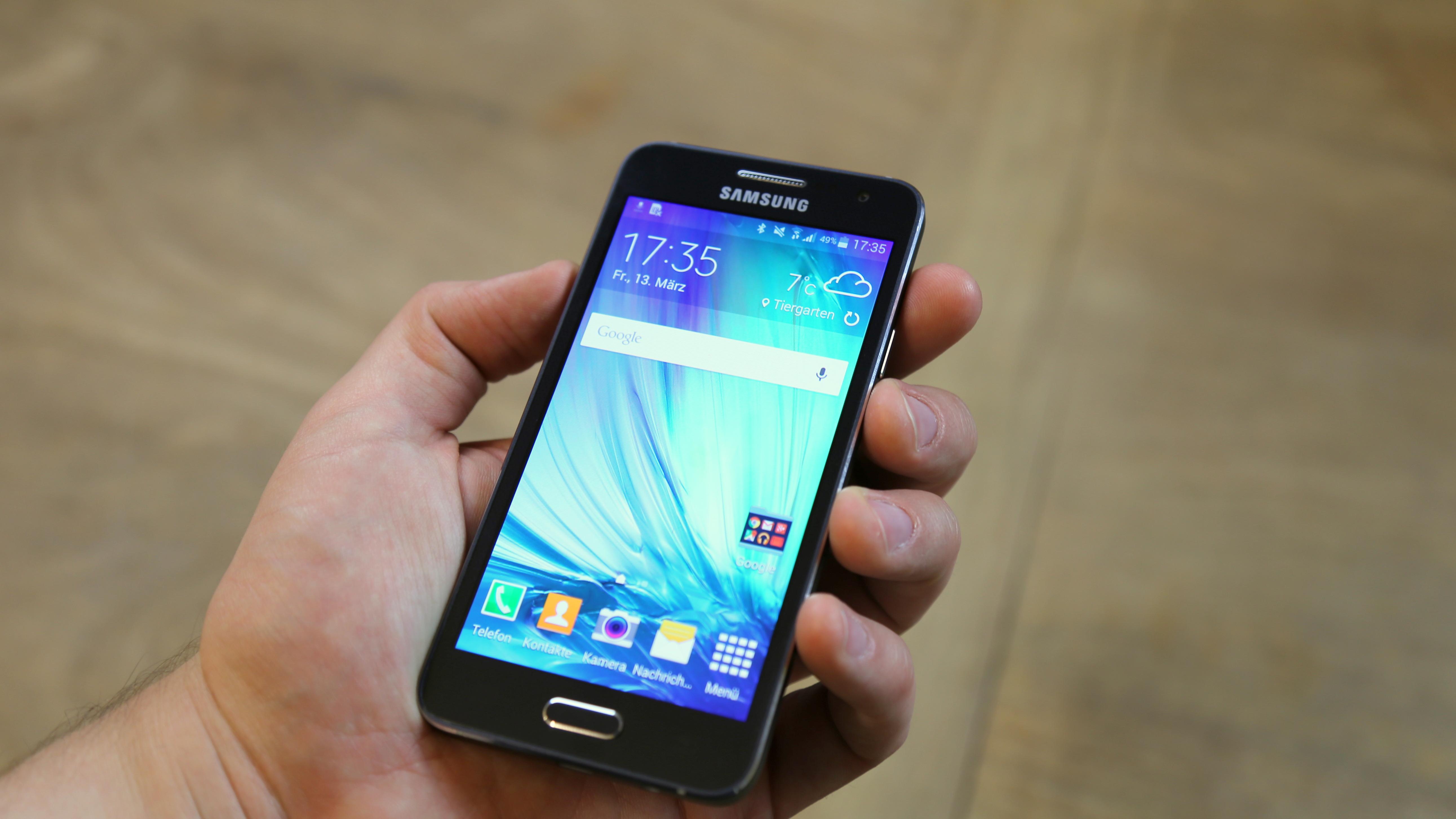 Samsung Galaxy A3 (2015): Preis, technische Daten, Bilder und Videos ...
