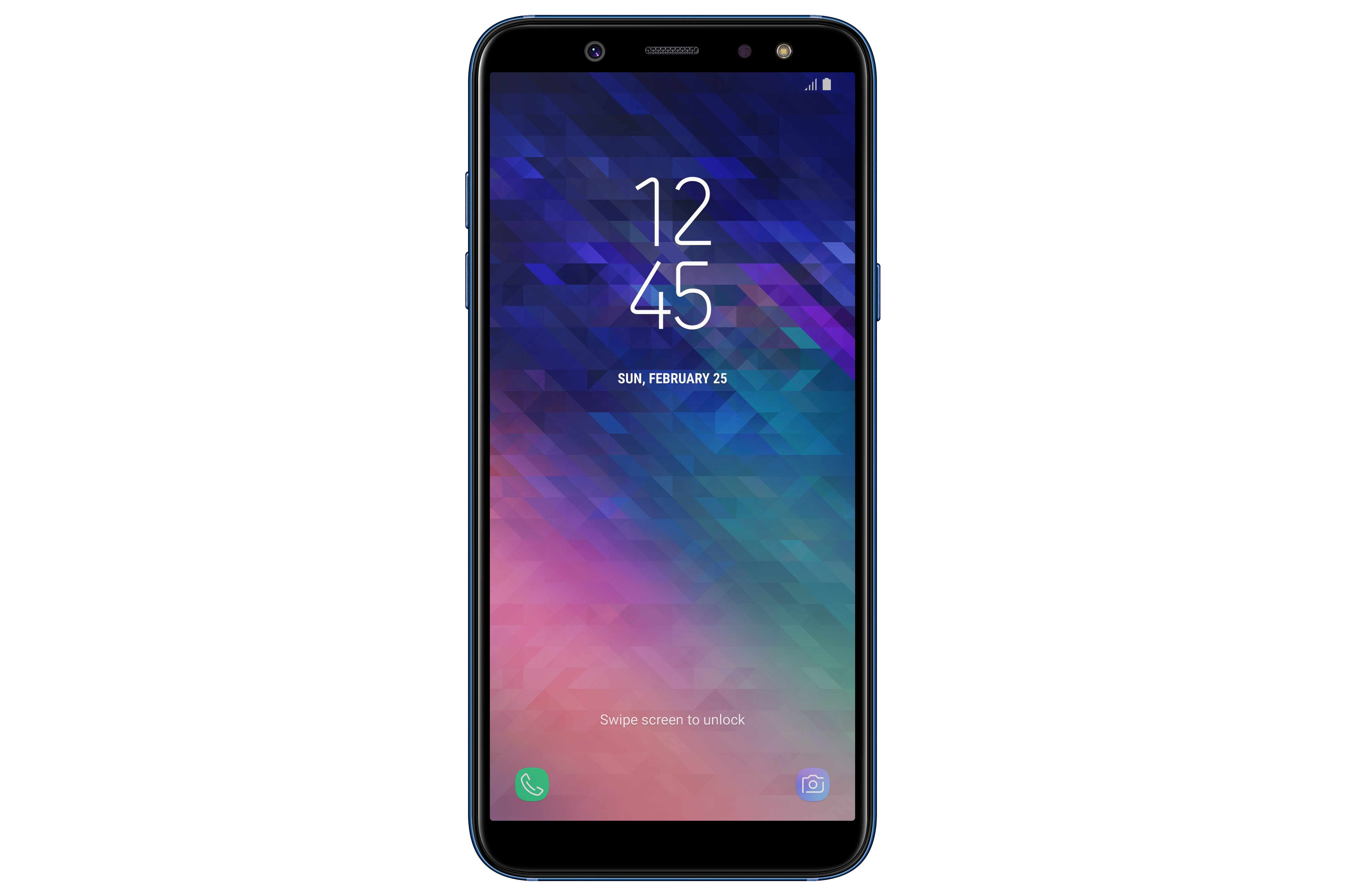 Samsung Galaxy A6 8 Bilder