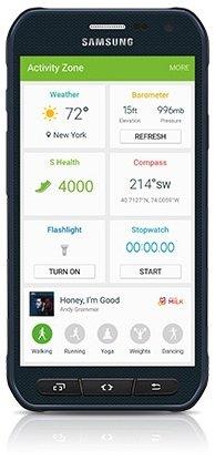 Samsung Galaxy S6 active - Activity Zone