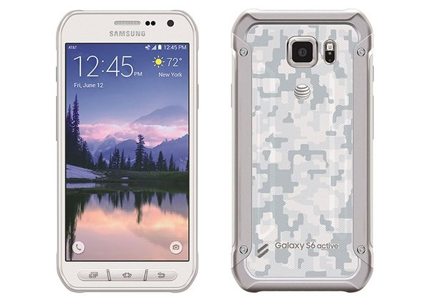 Samsung Galaxy S6 active - Camo White