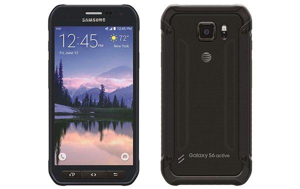Samsung Galaxy S6 active - Grau