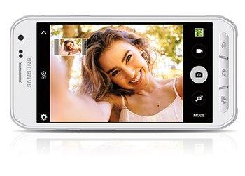 Samsung Galaxy S6 active - Kamera-App