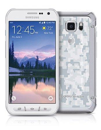 Samsung Galaxy S6 active - Camo White