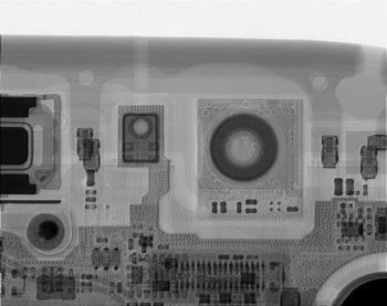 Frontkamera und Sensoren