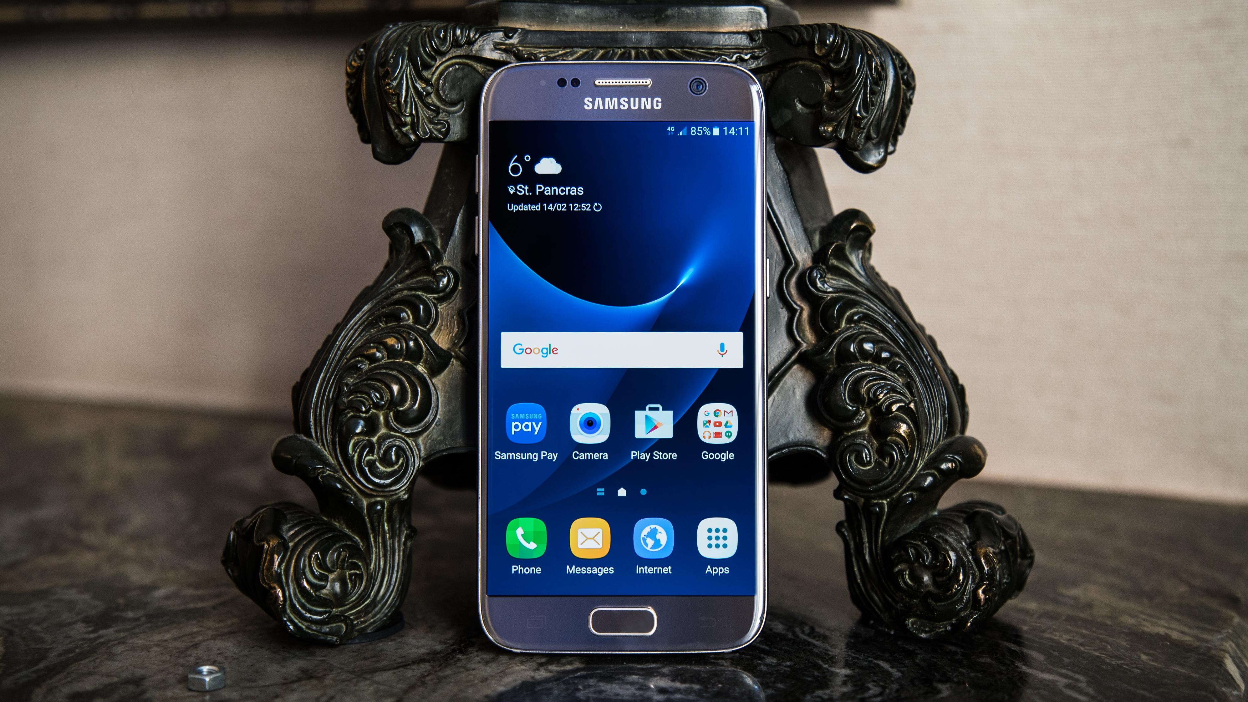 Galaxy S7 Welche Farbe