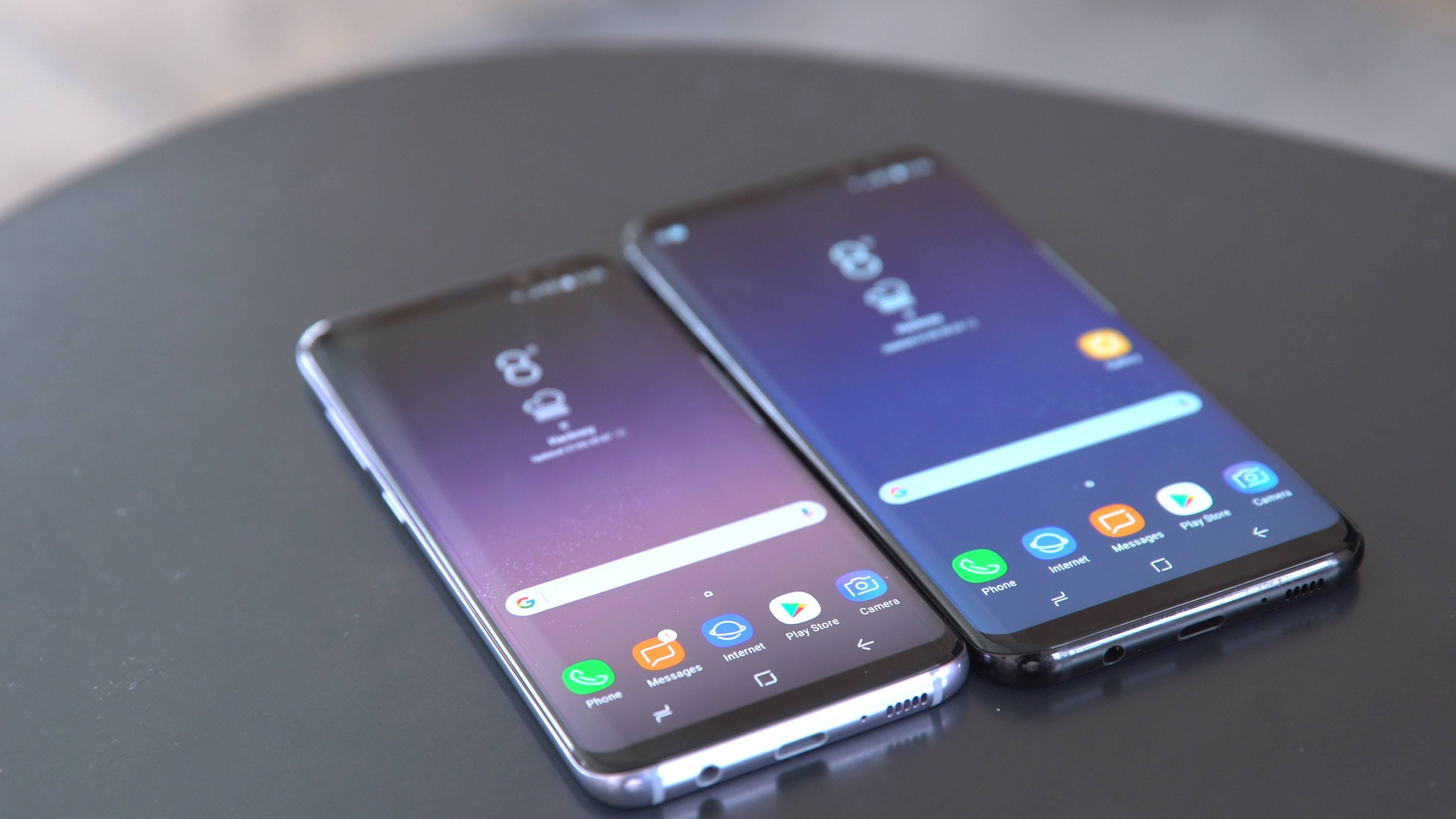 samsung galaxy s8 plus mit dual sim in deutschland kaufen. Black Bedroom Furniture Sets. Home Design Ideas