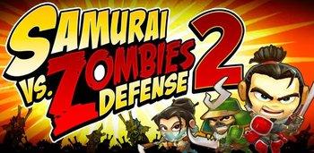 Samurai vs. Zombies Defense 2